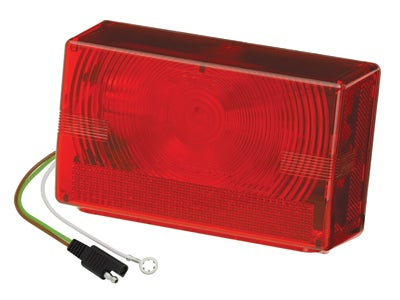 Submersible 4x6 Low Profile Tail Light - Over 80 inches 423075