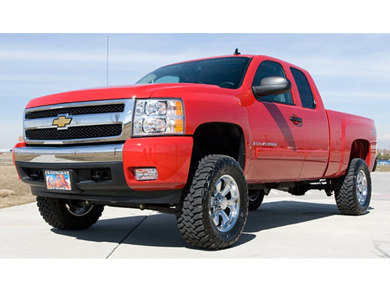 Tuff Country 4 Inch Lift Kit Without Shock Absorbers 14069