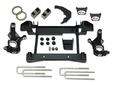 Tuff Country 4 Inch Lift Kit Without Shock Absorbers TC-14990