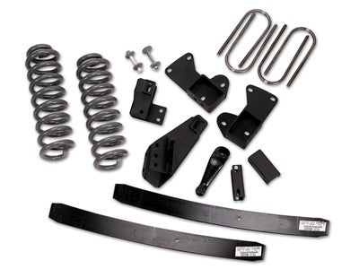 Tuff Country Standard 4 Inch Lift Kit Without Shock Absorbers - TC-24810K