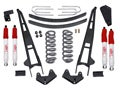 Tuff Country Performance 4 Inch Lift Kit With SX6000 Shocks 24814KH