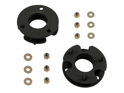 Coil Spring Spacers - 2 inch, Tough Country 52009 TC52009