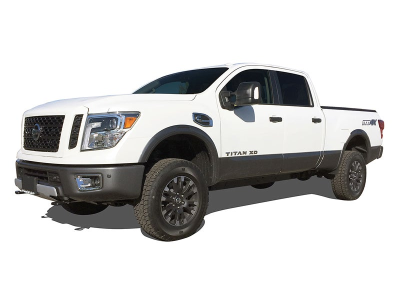 52051 tuff country standard 2 inch lift kit for the nissan titan xd. Black Bedroom Furniture Sets. Home Design Ideas