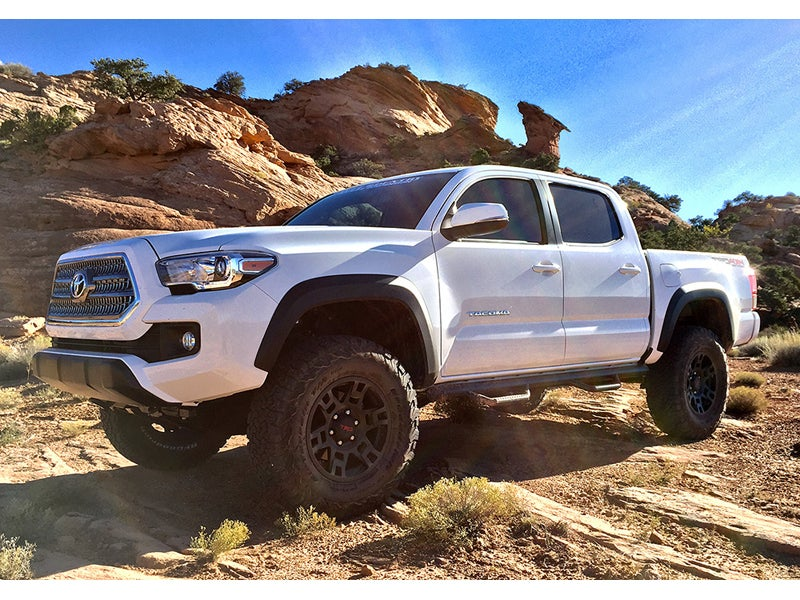 Tuff Country 3 Inch Lift Kit Without Shock Absorbers for the Toyota Tacoma,  PreRunner
