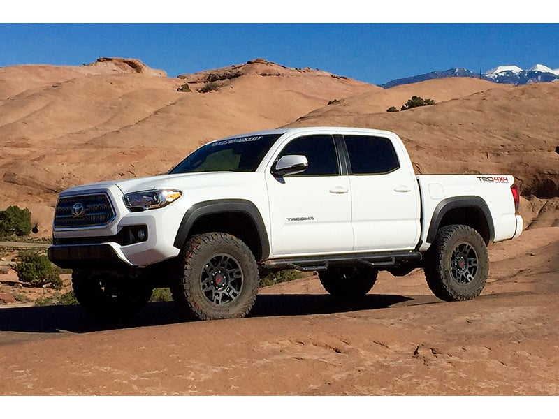 Toyota Tacoma Lifted >> 53908, Tuff Country Standard 3 Inch Lift Kit for the Toyota Tacoma