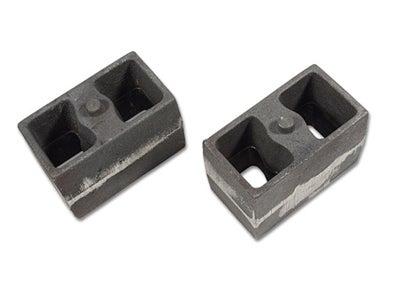 Tuff Country Lift Block - 4 inch - Rear, 79044