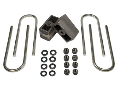 Lift Block Kit - 3 inch Rear Lift  Tuff Country 97009 - TC97009