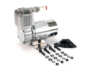 Viair 100C Chrome Air Compressor with Omega Brackets 10016