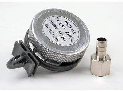 Remote Inlet Air Filter Assembly - Metal, 3/8 Inch NPT 92629