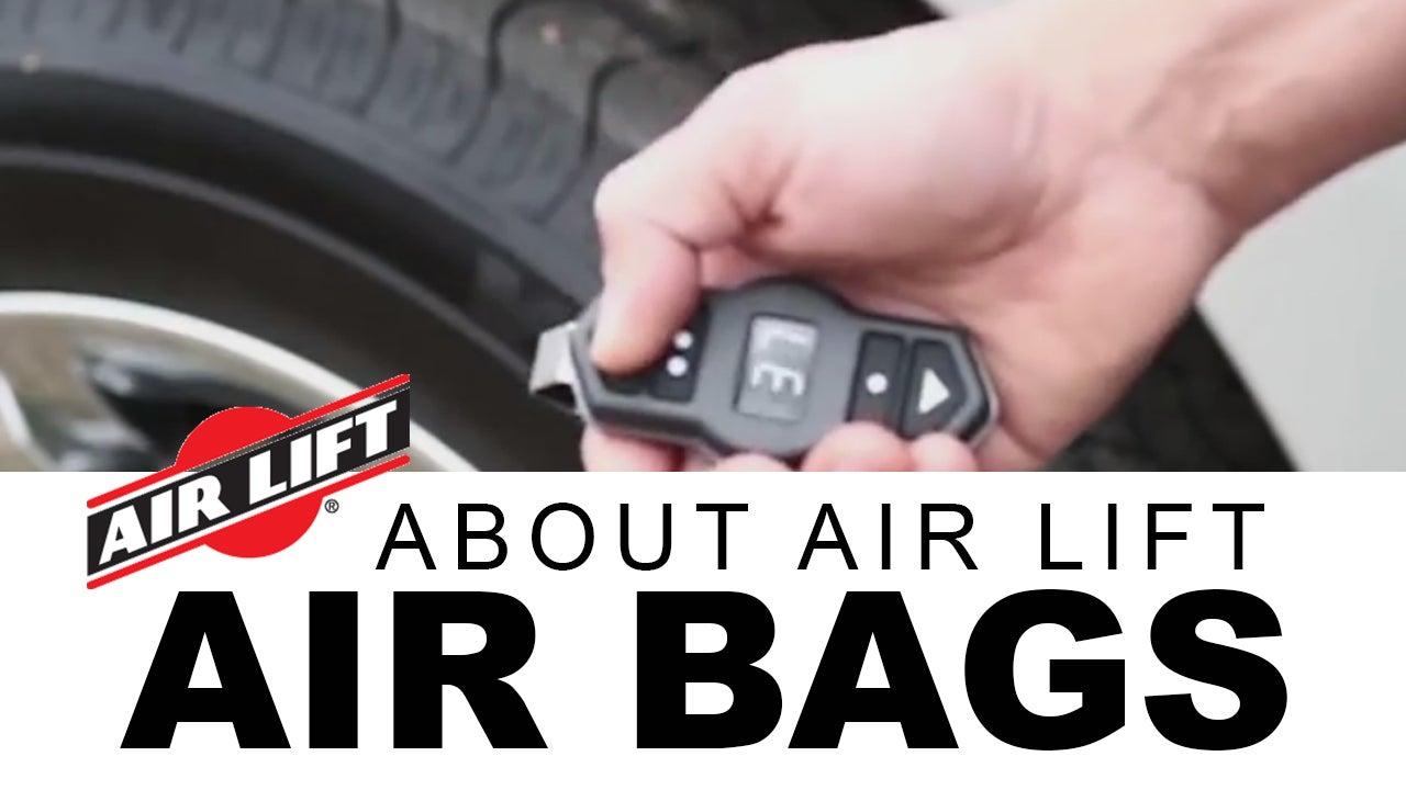 About Air Lift Air Bags