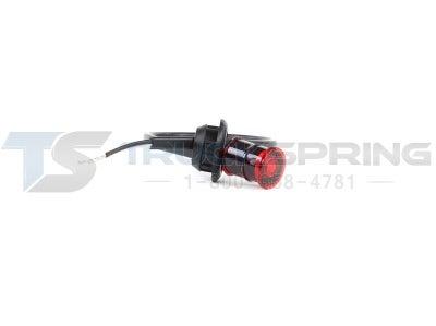 Red Mini P2 Sidemarker Red Lens S33-RR00-1