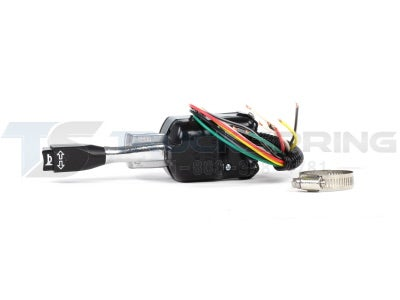 Universal Turn Signal Switch with horn button 8 wire - VSM920