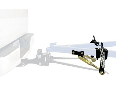Dual Cam High Performance Sway Control 26002