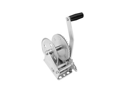 Fulton Single Speed Trailer Winch without Cable - 1,100 lbs. Capacity FW142100