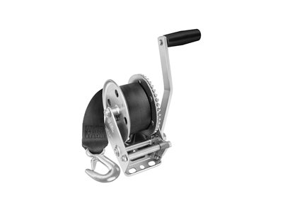 Fulton Single Speed Trailer Winch - 1,100 lbs. Capacity FW142102
