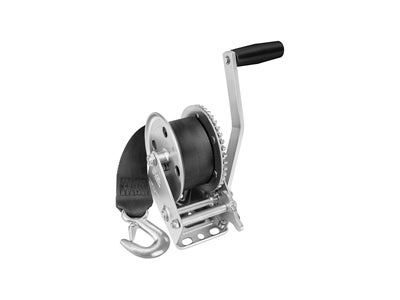 Fulton Single Speed Trailer Winch - 1,500 lbs. Capacity FW142203