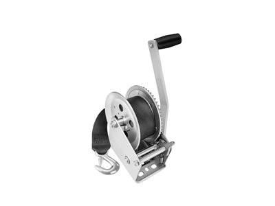 Fulton Single Speed Trailer Winch - 1,800 lbs. Capacity FW142305
