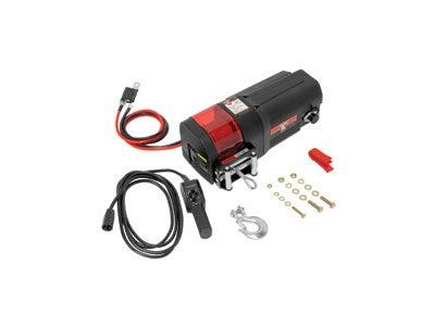 Bulldog DC Electric Utility Winch - 4500 lbs. 500402