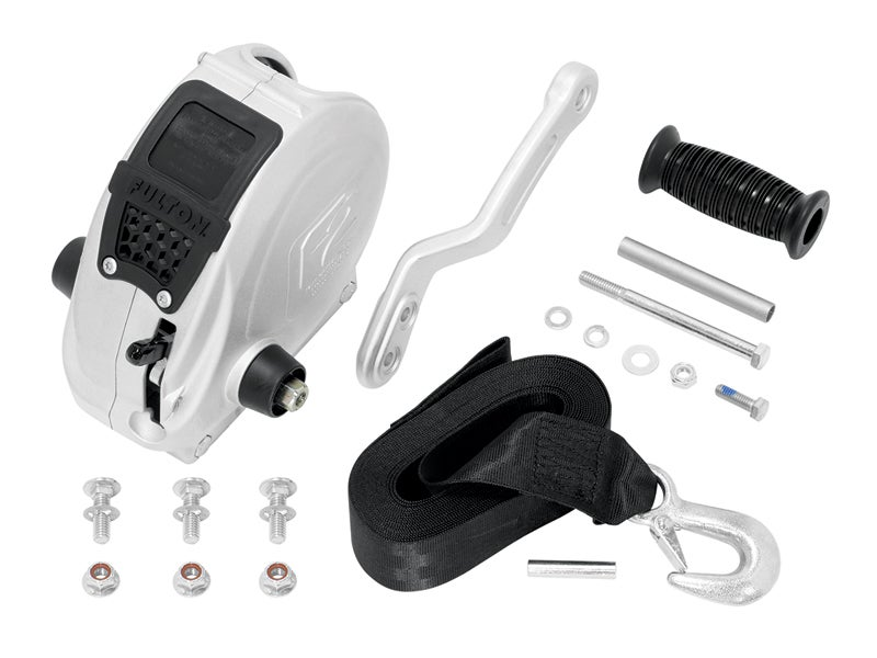 Fulton F2 Single Speed Trailer Winch - 1,600 lbs  Capacity