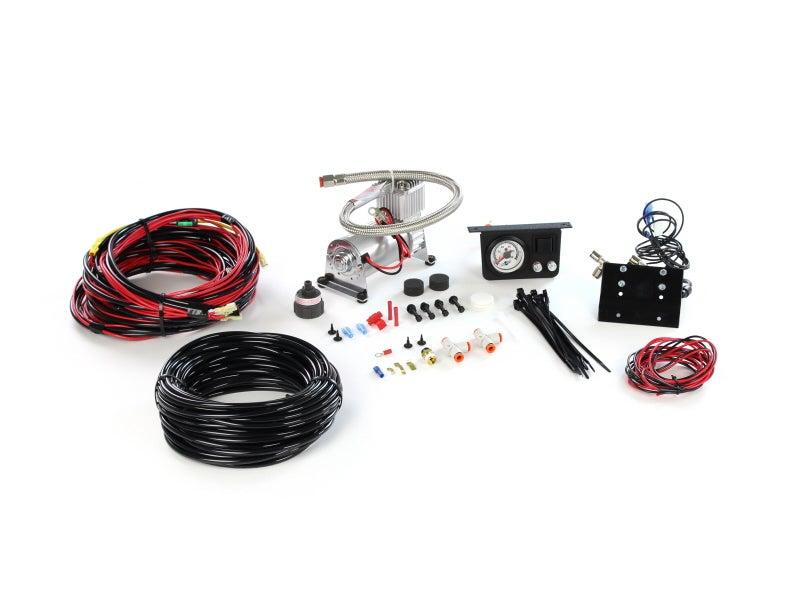 Air Lift Load Controller Air Compressor Kit | Dual Path | Heavy Duty