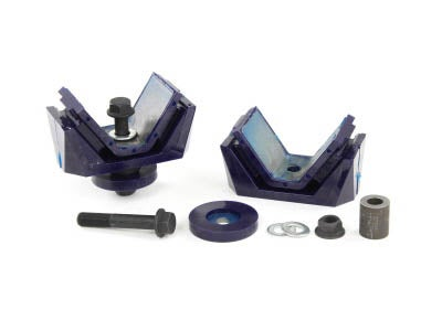 International Motor Mount Kit - Rear MM55-62005