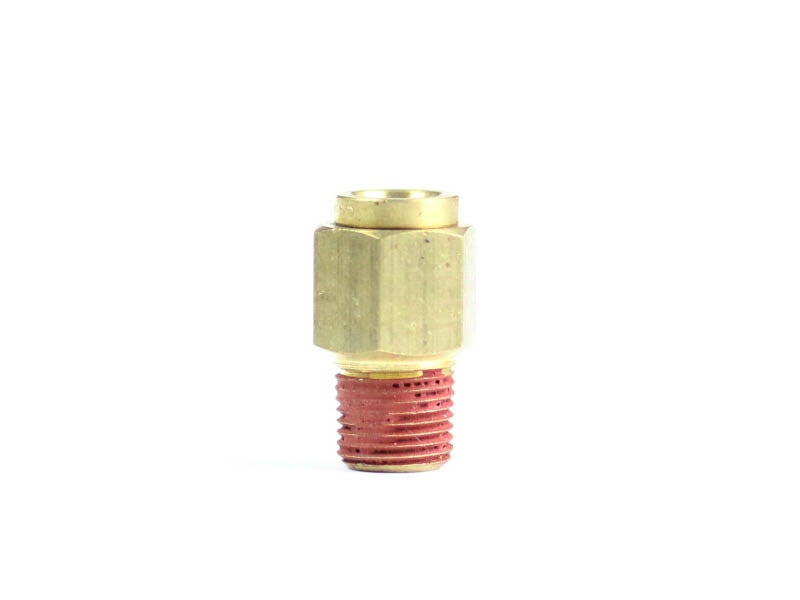 Male Connector Air Fitting for 1/4 inch tubing, 1/8 NPT