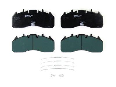 Bremskerl Air Disc Brake Pad Kit for Volvo 9700 80100019