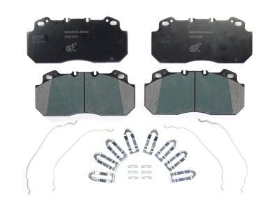 Bremskerl Air Disc Brake Pad Kit for MCI and Alexander Dennis 80400019