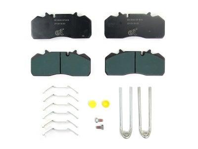Bremskerl Air Disc Brake Pad Kit for Trailers 80400024
