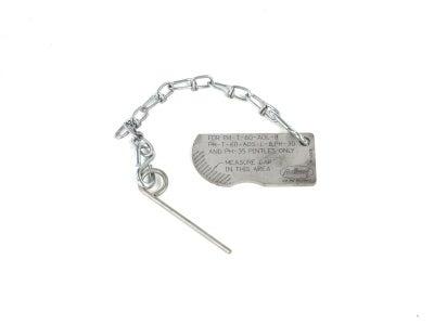 TF-10522 - Pintle Hook Wear Gage