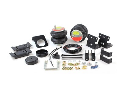 Firestone Red Label Extreme Duty Air Spring Kit for the Dodge Ram 2500, 3500 2701