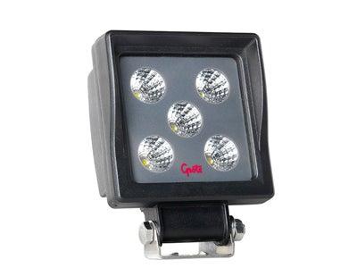 BriteZone1100 Lumens LED Work Light - Square BZ201-5