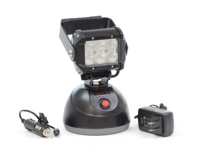BriteZone 1100 Lumens Go Anywhere Hand Held LED Work Light BZ501-5