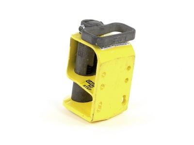 Holland E-Hitch Coupler with Auto Lock Pin, Yellow 15-25 Ton DBP EH-3050AL-13