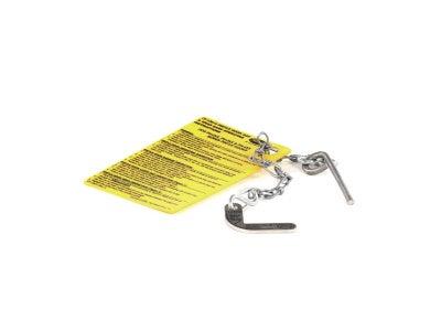 TF-10612 - Pintle Hook Wear Gage