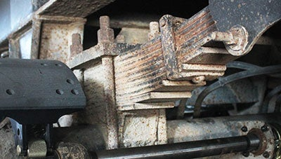 truck springs