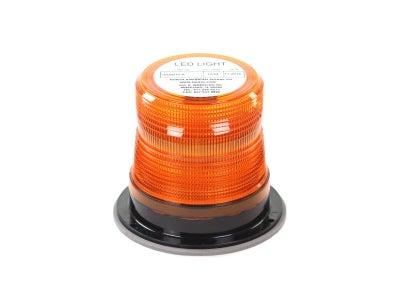 Quad-Flash Microburst LED Warning Light - Amber LEDQ375-A