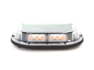 Compact LED Light Bar - Amber MINILP-C/A