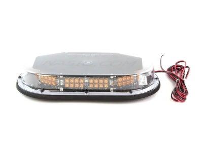 Economy Low-Profile LED Mini Light Bar - Amber MMBSLEDFL-C/A