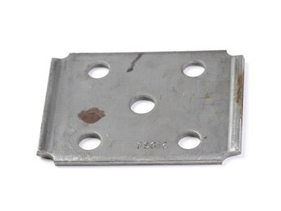 Tie Plate - Plain Finish, 1-3/4, 2 Inch Wide Spring, 2 Inch Square Axle 117594