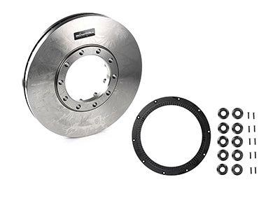Air Disc Rotor   Hat Shape-Flat   Wabco PAN 22-1 76801