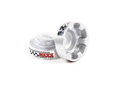 MAXXStak Rear 1 Inch Leveling Spacer Kit for the Suburban, Tahoe, Yukon, Yukon XL with Magnetic Ride Control Suspension - Rear SMX-15100M