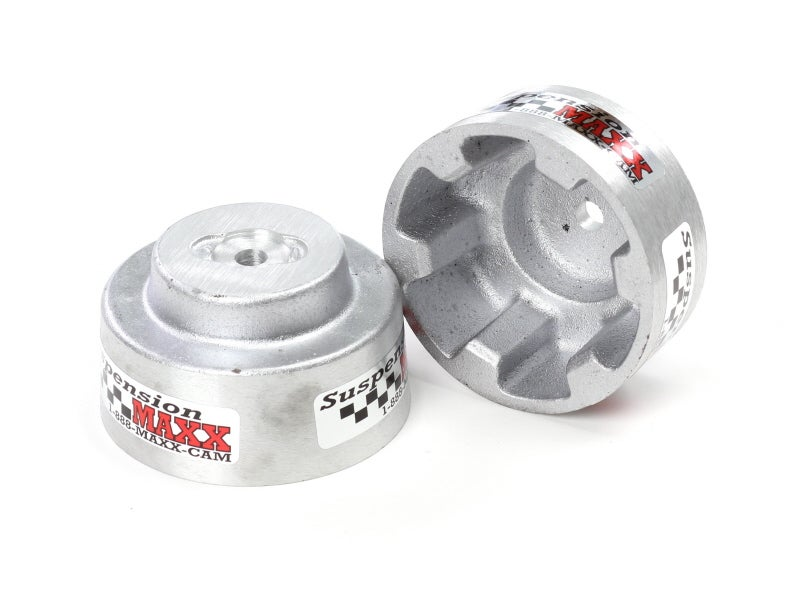 MAXXStak Rear 1 5 Inch Leveling Spacer Kit for the Dodge Ram 1500 4WD with  rear coil springs - Rear
