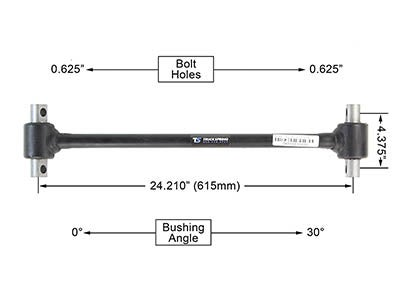 Buy Freightliner Replacement Torque Arms and Torque Rods