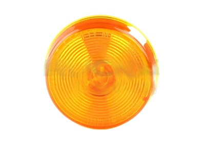 2.5 inch Amber Incandescent Clearance/Marker