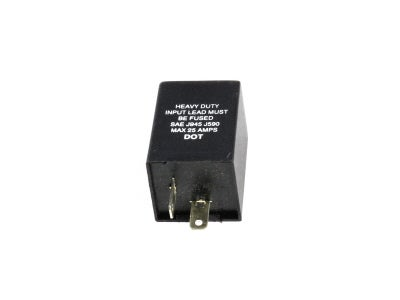 12 Lamp Electronic Flasher VSM262