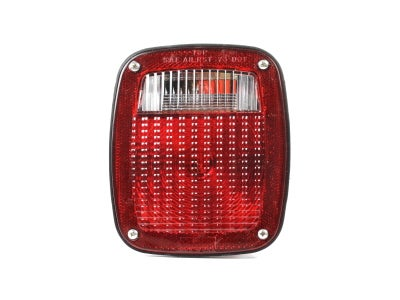 Combination Stop / Tail / Signal Lamp with Double Left Side Metri-Pack - 3 Stud - Freightliner 681-544-05-03