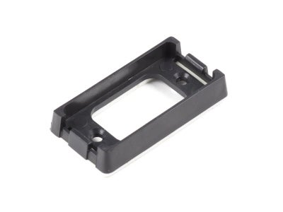 Black ABS Surface Mount Bracket VSM9361