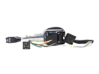 Deluxe Universal Turn Signal Switch with Hi-Low Beam (7 wire)