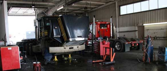 We can service your light duty or heavy duty truck.